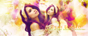 Demi Lovato by Beauty-of-Rose