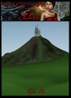 Saturn Chapter One: Opening Page by FalseDisposition