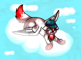 I Can Fly!!! by Snowstorm102