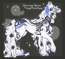 Wyrmwood Adopt [Closed] by QuetzalcoatlStables