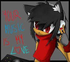 Dj-A.A - Your music is my lOve by KisemiV1