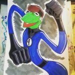 Kermit Fantastic by the-kid36