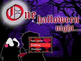 One Halloween Night (Version1.2) Game- Update by flor03
