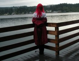 Cosplay - Lonely by LadyVincira