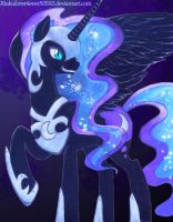 Nightmare Moon by Rinkulover4ever50592