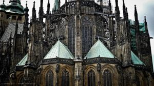 St. Vitus Cathedral by fewforms