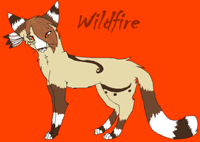 Wildfire ref by CYB3R-PUNK