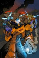 MERCS COVER COLOR by dovianax