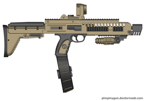 SPW 'Operator' PRO-9 Ares by Robbe25