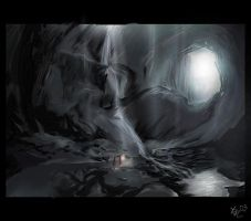 cave by Fealasy
