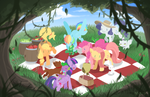 Pet Picnic by Mousu