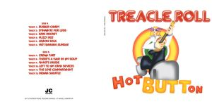 Treacle Roll: Hot BUTTon by TomRFoster