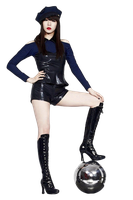 Render 1 - Tiffany (SNSD) by Starphine