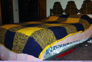 WVU Afghan Commission 2 by ArielManx
