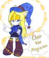 RQ Clair by Iycecold