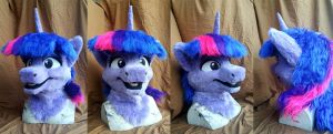 Twilight Costume Head by sophiecabra