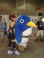 Disgaea Cosplayers 2 by spinaroundthecat