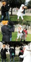 Bleach Winter - KISS KISS XD by the SC Cosplay by theSCcosplay