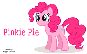 Pinkie Pie by KappaOmicron