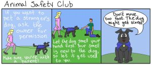 Animal Safety Club 03 by omelets4sqwerls