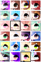 Frappe Icons! Batch by Mimmiix