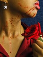 Blood and Roses by music-lover-stock