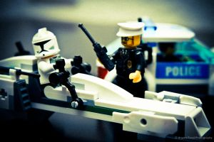 Pulled Over by Reverend8686