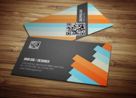 Designer Business Card Template by Designslots