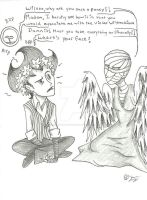 Don't Starve: Pansy by DreamWithinTheHeart