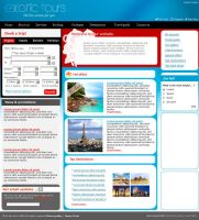 Tourism Co. Template2 by safialex83