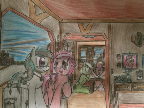 MLP: Arriving by Paladin360