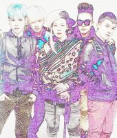BigBang VIP by pen-point