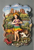 Sedona Woman by jessica-romero
