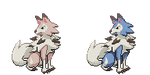 Lycanroc Midday Form by Fable-Amare