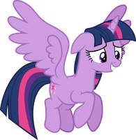 Vector #568 - Twilight Sparkle #28 by DashieSparkle