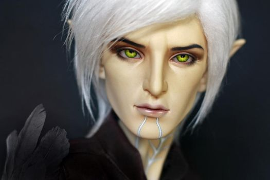 Fenris_01 by SillyMysteriousWoman