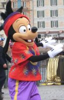 "Max Goof  in TDS 10anniversary ""Be magical !& by bashireios-1"
