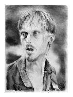 MacKenzie Crook as 'Ragetti' by ChrisFitzpatrick