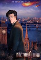 Day of the Doctor 11th by YlianaKapella-Neidon