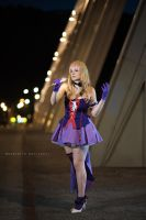 The Lion . Sheryl cosplay from Macross Frontier by Rael-chan89