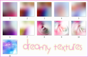 Dreamy Icon textures by tantaghiuri