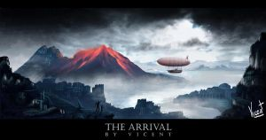 The Arrival by ImVicent