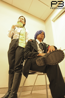 Persona 3: Regret and Dread by AuroraCelsius