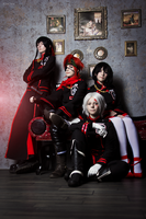 D.Gray-man by ArinVens