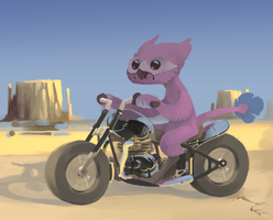 Born to be wild by Dostor