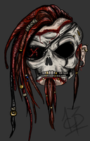 zombie pirate thinger by Corpse-Phucker