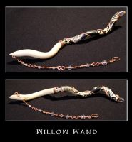 Willow Wand by DreamingDragonDesign