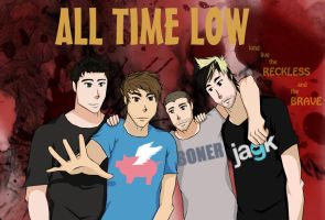 ALL TIME LOW by ssj2girl