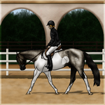 Tommy - ASSP Stock HUS by painted-cowgirl