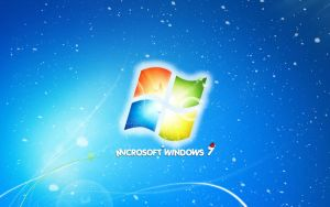Merry Christmas Windows 7 by Maxpein